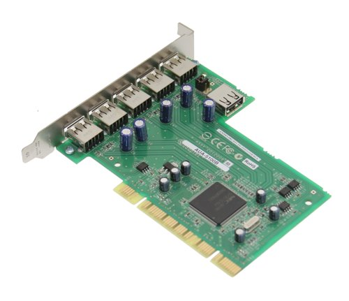 USB 2.0 NEC CHIP ADAPTEC USB Card PCI, 5 port