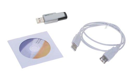 Fir/Sir/Mir XP/Vista & MAC OS X  USB 2.0 Infrared Adapter IrDA up to 4Mbps