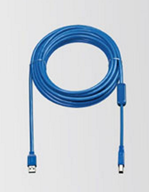 Long Distance A to B USB 3.0 device cable 49ft. (15-Meter) A-Male to B-Male